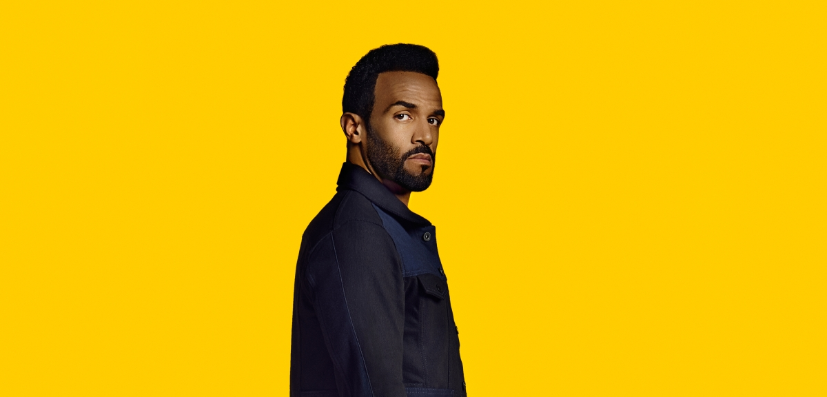 Live review: Craig David at Mayflower Theatre, Southampton