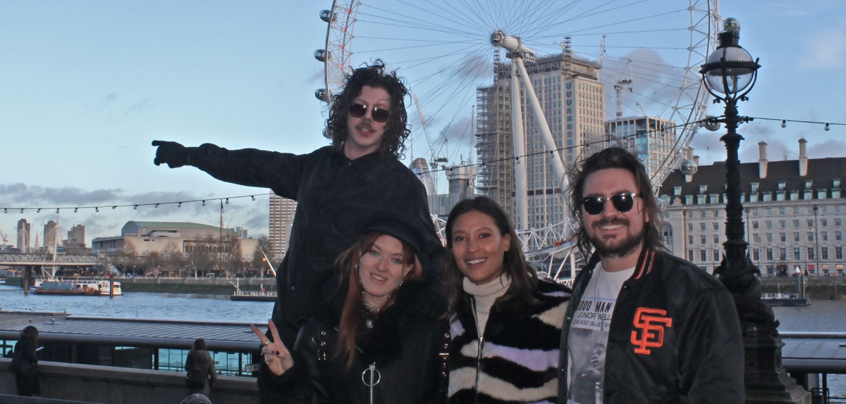 """Does anyone know if Whitney Houston did a Christmas song?"" – An interview with Peking Duk and Icona Pop"