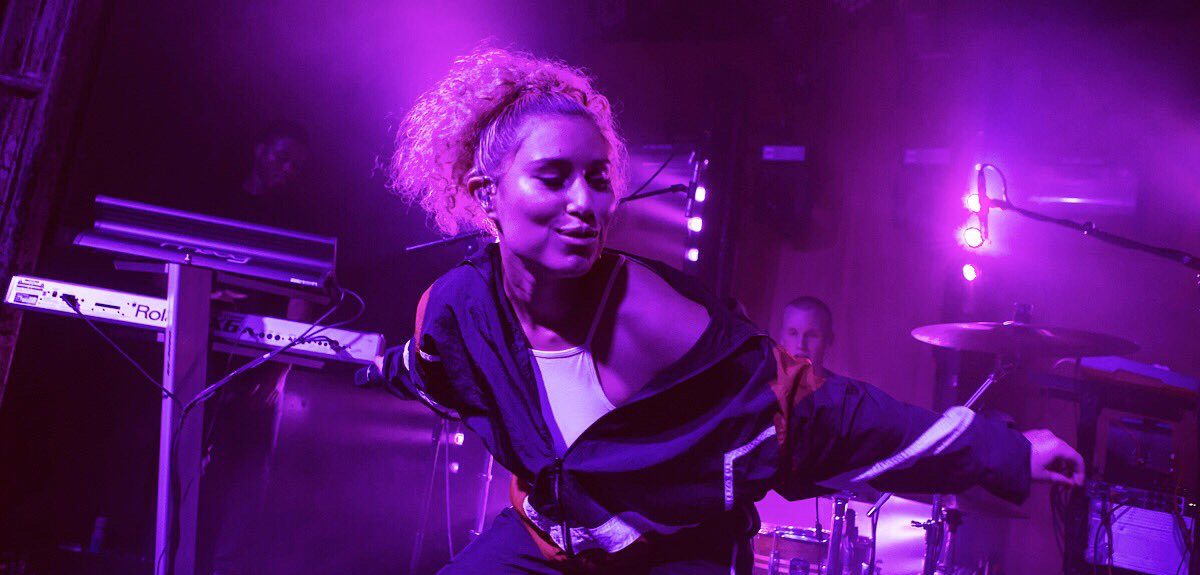 Live review: Raye at XOYO, London